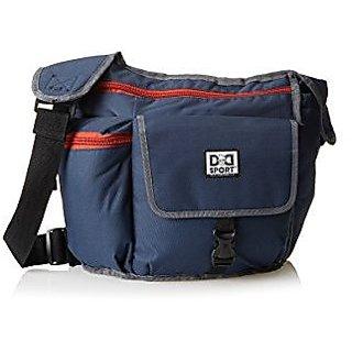 Diaper Dude Sport Bag by Chris Pegula (Navy)