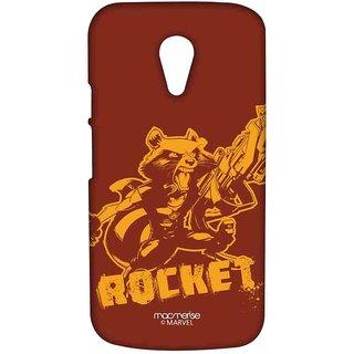 Rocket Raccoon - Sublime Case For Moto G2
