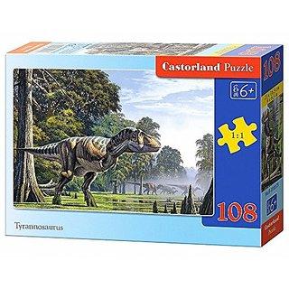 Castorland Tyrannosaurus Jigsaw (108 Piece)