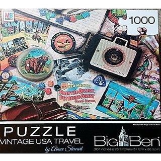 Big Ben Puzzle Assortment, 1000 Pc - 1 Pkg