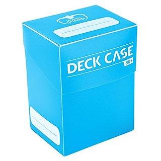 Db: Deck Case 80Ct Light Blue Cards