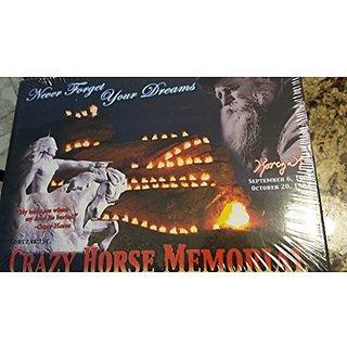 Crazy Horse Memorial Collectible Jigsaw Puzzle - 500 Pieces by Korczak