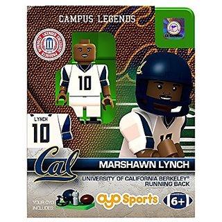 Marshawn Lynch OYO Generation 1 G1 California NCAA LE Mini Figure