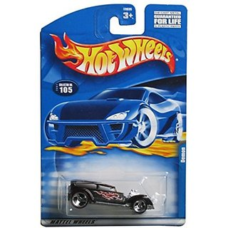 Hot Wheels 2001 Demon #105 Malaysia Base