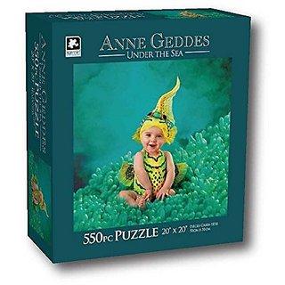 """Anne Geddes """"Under the Sea"""" 550 Piece Puzzle"""