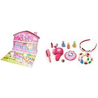2 Hello Kitty Products Together - Kitty Playhouse House