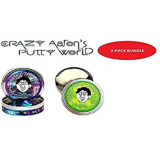 "Crazy Aarons 2 Pack: Super Scarab And Krypton! Large 4"" Tins"