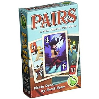 Pairs Pirate Board Game