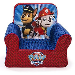 Marshmallow - Comfy Chair - Nickelodean PawPatrol