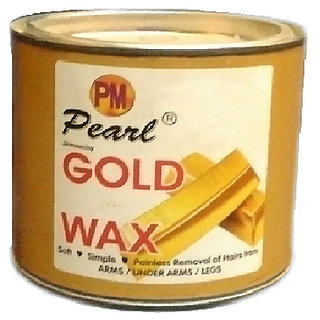DDH Gold Body Wax 600Gm For Hair Removal