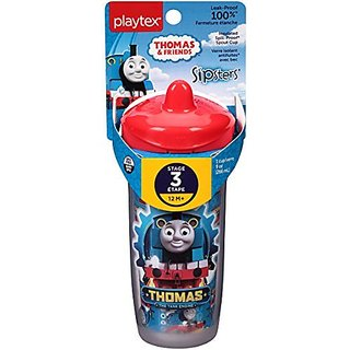 Playtex PlayTime Spout Sippy Cup, Thomas The Train, 9 Ounce