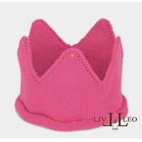Cute Crown Hat Infant Toddler Hat Crown Knitted Beanie