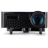 Mini Projector - 60 Lumens, 300:1 Aspect Ratio, AV / VGA / USB / SD / HDMI