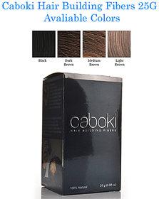 Caboki Hair Building Fibers 25 Grams Dark Brown