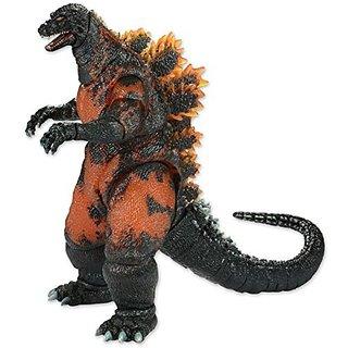 "NECA Classic 1995 Burning Godzilla Head to Tail Action Figure, 12"""
