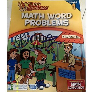 Kenny Kangaroo Series Math Word Problems Grade 1