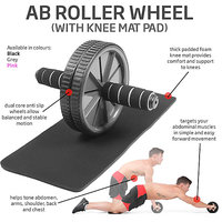ACM Total Body Fitness Workout - Ab Roller Ab Wheel ABS