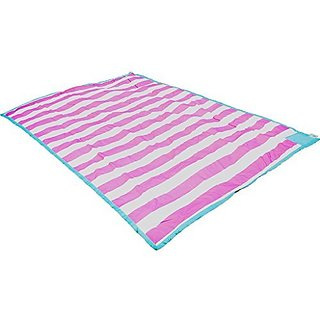 Palm Beach Crew Brilliant Blanket - Cabana Pink Stripes