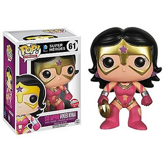 Funko POP Heroes: Star Sapphire Wonder Woman Exclusive