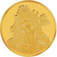 RSBL 10 grams 24k (995) Yellow Jesus Precious Coin