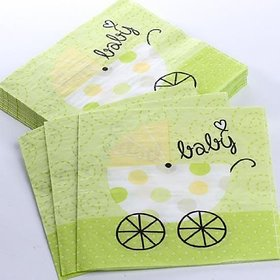 Baby Shower 2-Ply Large Party Napkins (Pack Of 20)