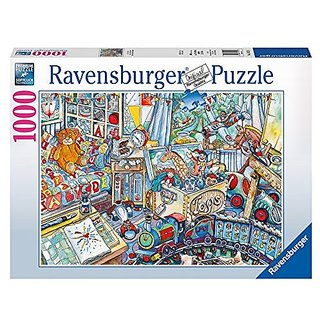 Ravensburger Puzzles Toys, Multi Color (1000 Pieces)