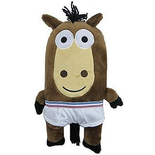 "Animals In Undies Herbie Horse 12"" Plush Toy"