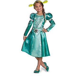 Disguise Fiona Classic Costume, Small (4-6x)
