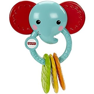 Fisher-Price Teether Toy, Elephant