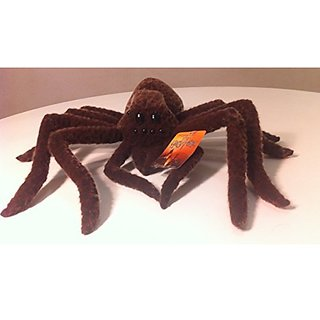Wizarding World of Harry Potter : 18 inch wide Stuffed Aragog the Acromantula Spider Plush Toy