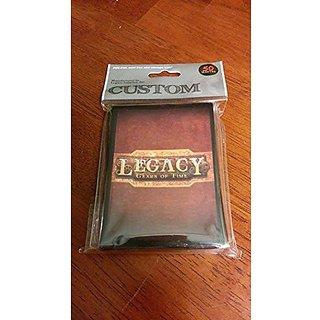 Custom Card Sleeves - Legacy: Gears of Time