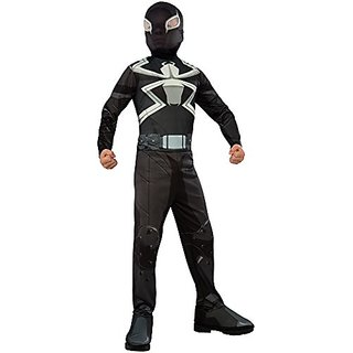 Rubies Costume Spider-Man Ultimate Child Agent Venom Costume, Small