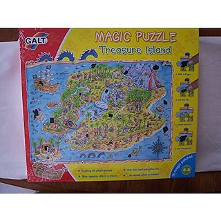 Treasure Island Magic Puzzle