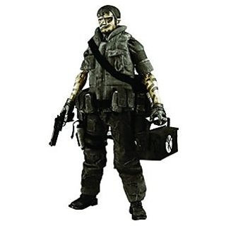 Three A World War Robot: Rothchild Field Mechanic Night Fixer Jenkins Action Figure (1:6 Scale)