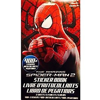 The Amazing Spider-Man 2 Sticker Book