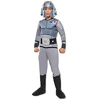 Rubies Costume Star Wars Rebels Agent Kallus Child Costume, Small
