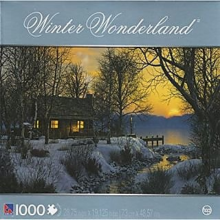 End of the Day 1000 Piece Puzzle