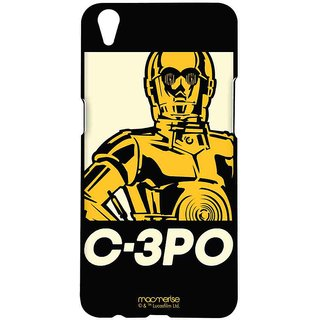 Iconic C3PO - Sublime Case For Oppo F1 Plus