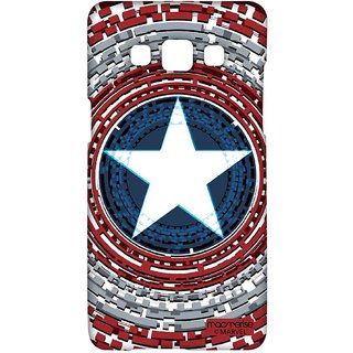 Captains Shield Engineered - Sublime Case For Samsung A5