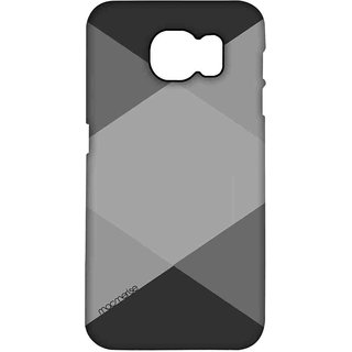 Criss Cross Grey - Pro Case For Samsung Note 5