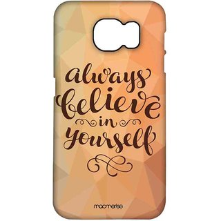 Believe In Yourself - Pro Case For Samsung Note 5