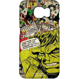 Comic Hulk - Pro Case For Samsung Note 5