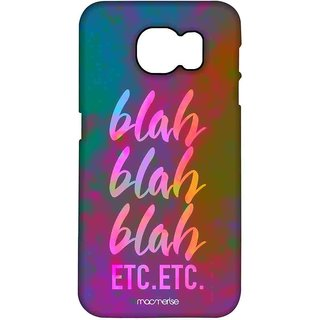 Blah Blah - Pro Case For Samsung Note 5