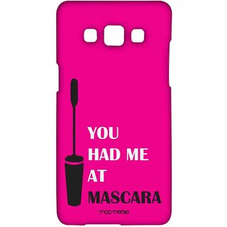 You Had Me At Mascara - Sublime Case For Samsung A5