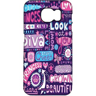 Diva Diaries - Pro Case For Samsung Note 5