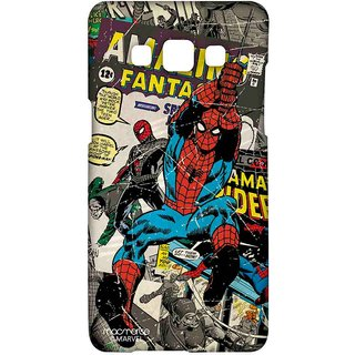 Comic Spidey - Sublime Case For Samsung A5