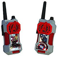 Avengers Age Of Ultron FRS Walkie Talkies Playset