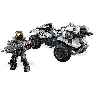 Mega Bloks Halo UNSC Gungoose Building Set