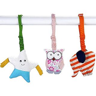 Scrappy Stroller Toys