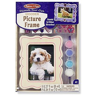 Melissa & Doug Picture Frame Toy
